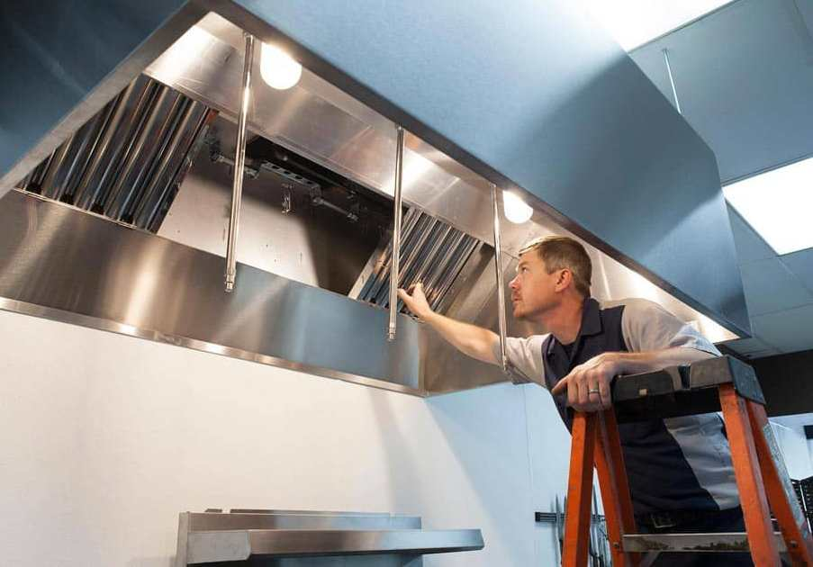 Cooking area Exhaust Cleaning Services