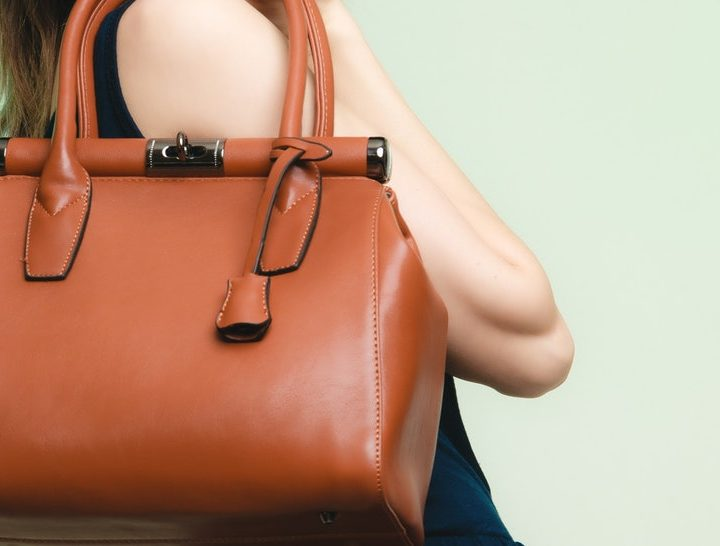 Exotic natural leather bags